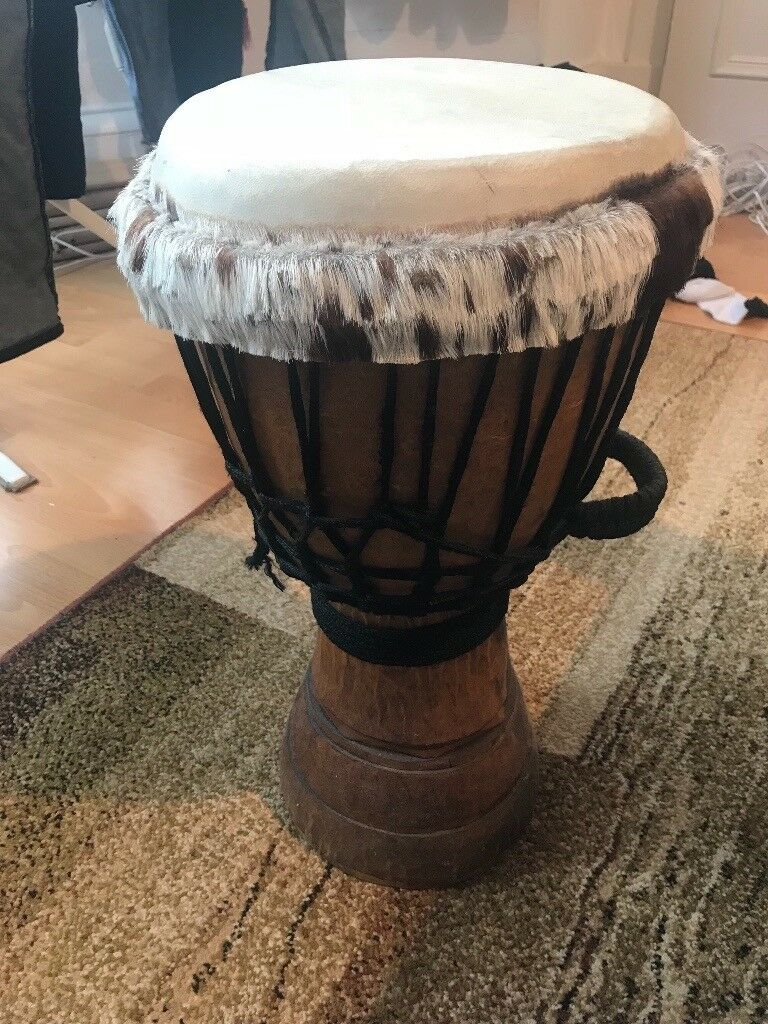 African Drum Coffee Table.African Djembe Drum Perfect Coffee Table In Dennistoun Glasgow Gumtree