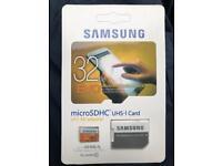Samsung 32GB Micro SD Card SDHC EVO 48MB/s UHS-I Class 10 Memory Card NEW
