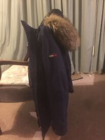 Tommy Hilfiger Winter coat bought for £250