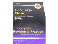 GCSE Music AQA Revision & Practice GCSE Music 9-1 Revision (with Audio CD)