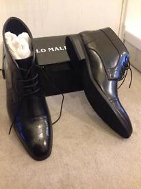 BRAND NEW Polo Maldini boots size 10 (44)
