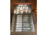 DVDs for sale - Mafia gangsters boxset