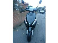 PIAGGIO ZIP 50cc 4T 08 PLATE - VERY CLEAN BIKE