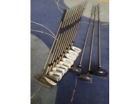 Dunlop Enhance ladies golf set