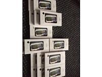 Light up selfie phone cases