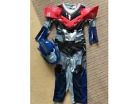 Transformers dressing up costumes