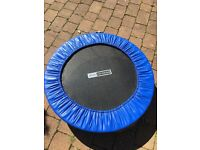 Fitness trampoline - FREE - collection only