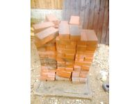 Block pavers 200mm 100m 60mm new left overs
