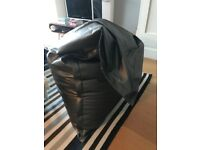 Fatboy Bean Bag- Mint Condition (Silver)