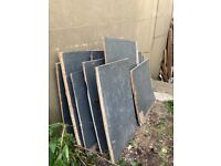 OSB boards with GRP cover