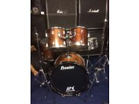 Vintage premier royale drum kit.