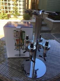 1 x BAR OPTICS ON ROTARY STAND