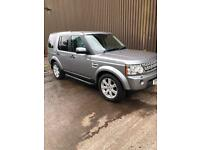 Landrover Discovery 4 Commercial (No VAT)