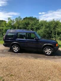 Land Rover discovery 2 , petrol 3.9