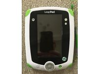 LeapFrog LeapPad Explorer with protective cover and carry case (green)
