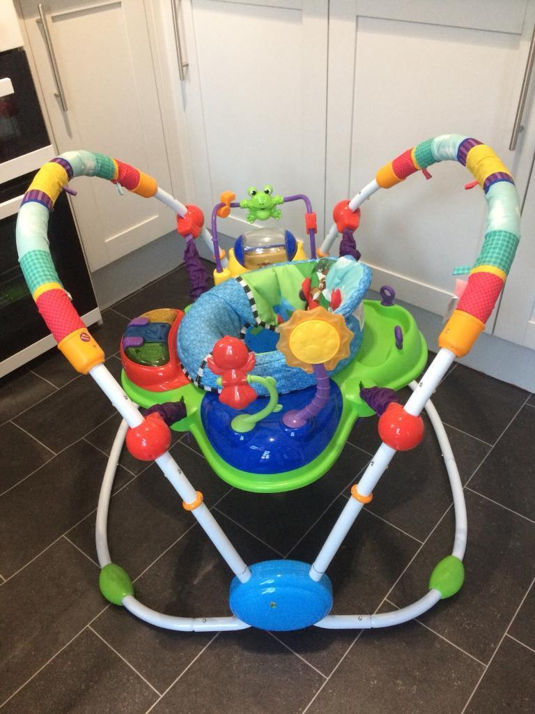 1c5d5d443321 Baby bouncer jumperoo PRICE REDUCED