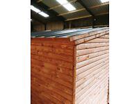Garden sheds ( sheds ) 8x5 £450 delivered