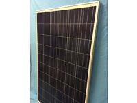 CHSM6610P-260 260Watt Astronergy Solar Panel, Used