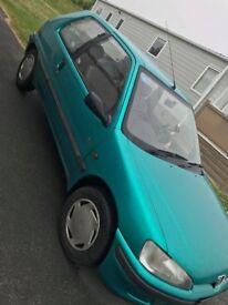 Peugeot 106 automatic !!