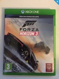wanted forza horizon 3 x box one