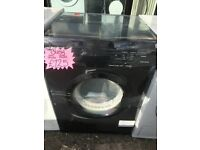 BUSH 6KG VENTED TUMBLE DRYER IN BLACK