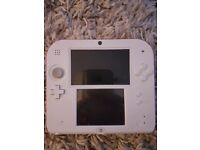 2ds with case and 17 games