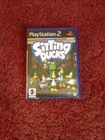 Sitting Ducks Playstation 2 Game