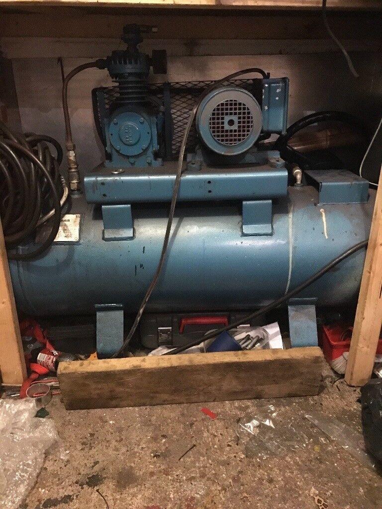 air compressor 125l