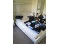 DOUBLE BED, SOFA, TABLE, CHAIRE, ARMCHAIR
