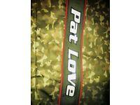 Pat Love windsurf board bag