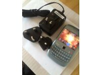 FOR SALE ,BLACKBERRY 8520