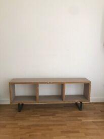 Vinyl / TV Stand Wood