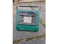 Sunn gas portable heater