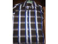 Alessandro Ferri Long Sleeved buttoned shirt