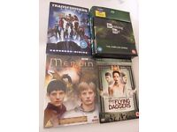 Transformers, Breaking Bad (Blu Ray), Merlin, Flying Daggers Movies & TV DVDs and Boxset for sale