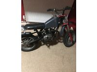 Spares and repairs pitbike mini moto
