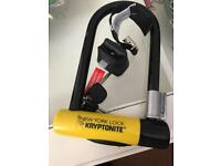 KRYPTONITE New York U-Lock bike lock