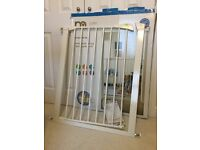 Stair Gate Safety Gate - Mothercare Tall Pressure Fix