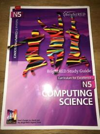 National 5 Computing Science Textbook