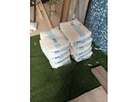 17 x bags plaster board adhesive