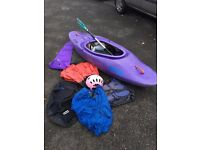 Whitewater Kayak Starter Set