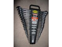 Combination Spanner Set - New!!