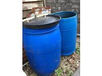 Water butt barrel / storage barrel drum