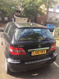 2010 Mercedes Benz B180 CDI Black 5dr Manual Diesel FULL SERVICE HISTORY