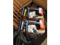 Stihl chainsaws (spares or repair)