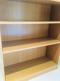 Practically new bookcase!
