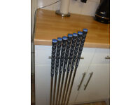 Taylormade Coin forged irons. Mint condition
