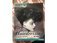 Level 2 Hairdressing course book