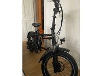 Rad Mini 4 (Folding E-Bike) - Brand New with Discount!