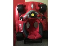 Baby car walker perfect condition